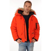 Canada Goose Blouson Chilliwack Monarch Orange Homme Orange