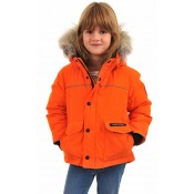 Canada Goose Doudoune Lynx Enfant Orange