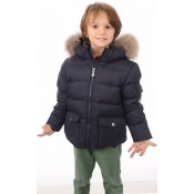 Pyrenex Doudoune Authentic Jacket Little Enfant Marine