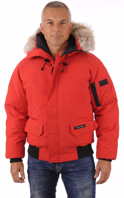 canada goose chilliwack homme rouge