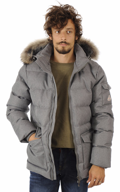 Pyrenex Authentic Gris Drill Doudoune France Homme Magasin Jacket rvgq81wn6r de4ccd95f45
