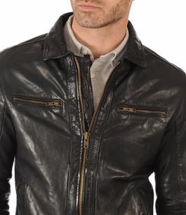 Vendre veste cuir paris