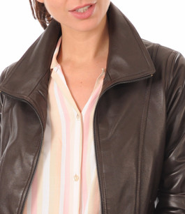 Blouson Femme Coupe Confortable La Canadienne