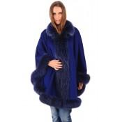 Anpel Cape Laine & Renard Femme Bleu Nuit