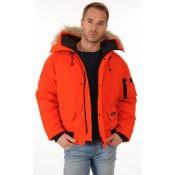Canada Goose Blouson Chilliwack Monarch Orange Homme Orange