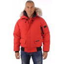 Canada Goose Blouson Chilliwack Rouge Homme Rouge