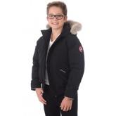 Canada Goose Blouson Rundle Bomber Enfant Noir