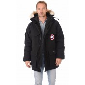 Canada Goose Parka Expedition Homme Noir