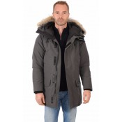 Canada Goose Parka Langford Graphite Homme Graphite
