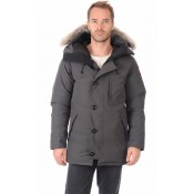 Canada Goose Parka The Chateau Graphite Homme Graphite