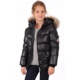 Pyrenex Doudoune Authentic Jacket Fille Enfant Noir