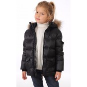 Pyrenex Doudoune Authentic Jacket Little Enfant Noir