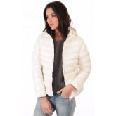 Pyrenex Doudoune Spoutnic Jacket Blanche Femme Blanc